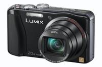 Panasonic Lumix DMC-TZ30 černý + 8GB Ultra + pouzdro 70J!