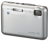 Konica Minolta DiMAGE X1 stříbrná
