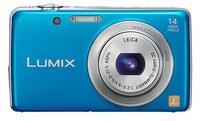 Panasonic Lumix DMC-FS45 modrý