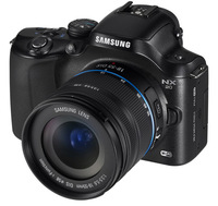 Samsung NX20 + 18-55 mm OIS i-Function