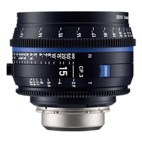 Zeiss Compact Prime CP.3 T* 15mm f/2,9 pro Canon