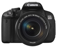 Canon EOS 650D + 18-135 mm IS STM