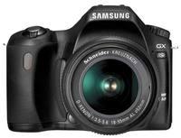 Samsung SG-GX1S + 18-55mm D-XENON