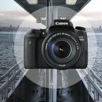 Využijte akce: Canon lens promo