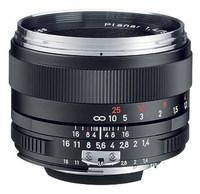 Zeiss Planar T* 50mm f/1,4 ZE pro Canon