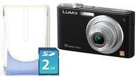 Panasonic Lumix DMC-FS42 černý
