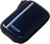 Acme Made Sleek case Navy Stripe