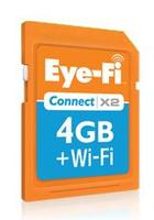 Eye-Fi Connect X2 4GB