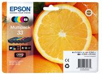 Epson náplň Claria 33 T3337 multipack