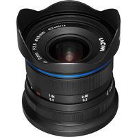 Laowa 9mm f/2.8 Zero-D pro Fuji X