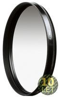 B+W přechodový filtr 702 šedý 25% MRC 72mm