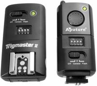 Aputure TrigMaster II (2,4GHz) MXII-P - dálkový ovladač (Pentax)