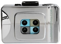 Lomography CyberSampler Chrome