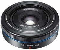 Samsung NX 30mm f/2,0