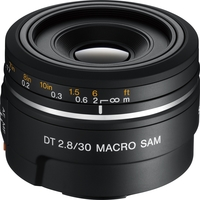 Sony DT 30mm f/2,8 Macro SAM
