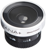 Lomography 20mm Fisheye Lens pro Diana