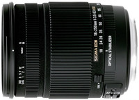 Sigma 18-250 mm F 3,5-6,3 DC OS HSM pro Sigma + utěrka Sigma zdarma!