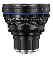 Zeiss Compact Prime CP.2 Planar T* 85mm f/2,1 pro Canon