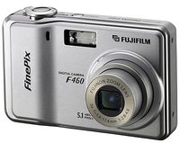 Fuji Finepix F460