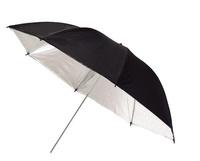 Deštník stříbrný 110 cm bazar
