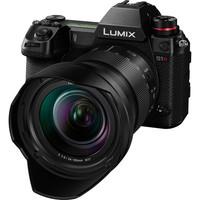 Panasonic Lumix DC-S1R + S PRO 24-70 mm f/2,8