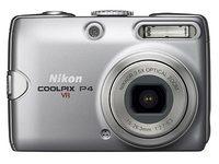 Nikon Coolpix P4 + SD 512 MB