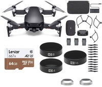 DJI kvadrokoptéra Mavic Air Fly More Combo černý + 64 karta + set ND filtrů!