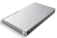 "LaCie Porsche Design Slim 120GB SSD, 2.5"" USB 3.0, hliníkový, světle šedý"