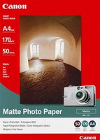 Canon fotopapír MP-101 Matte (A4)