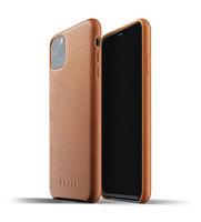 Mujjo kožené pouzdro pro iPhone 11 Pro Max