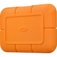 LaCie Rugged SSD 500GB, USB 3.1 Type C, odolný
