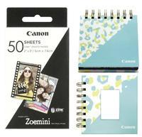 Canon ZINK fotopapír 50 listů + album + stojánek