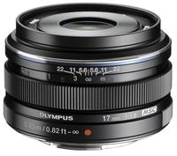 Olympus M.ZUIKO 17 mm f/1,8