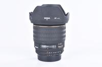 Sigma 24 mm f/1,8 EX DG D pro Nikon bazar