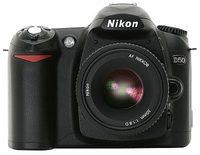 Nikon D50 Black + 18-55 AF-S DX