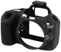 EasyCover silikonové pouzdro pro Nikon D3100 černé