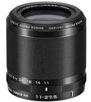 Nikon 1 AW 11-27,5mm f/3,5-5,6 černý