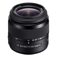 Sony DT 18-55mm f/3,5–5,6 SAM II