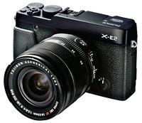 Fujifilm X-E2 černý + 18-55 mm + 35 mm