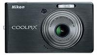 Nikon Coolpix S500 černý