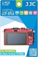 JJC ochranná folie LCD LCP-EPL6 pro Olympus PEN E-PL6