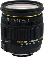 Sigma 18-50 mm F 2,8 EX DC Macro HSM pro Nikon + utěrka Sigma zdarma!