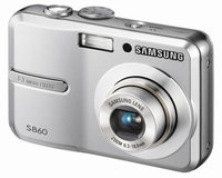 Samsung D860 stříbrný