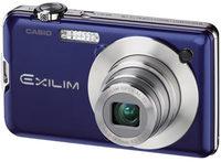 Casio EXILIM S10 modrý