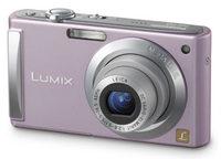 Panasonic Lumix DMC-FS3 růžový