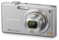 Panasonic Lumix DMC-FX35 stříbrný