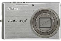 Nikon CoolPix S710 stříbrný
