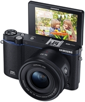 Samsung NX3300 + 16-50 mm III OIS PowerZoom