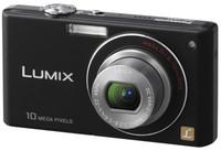 Panasonic Lumix DMC-FX37 černý