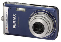 Pentax Optio M60 modrý
